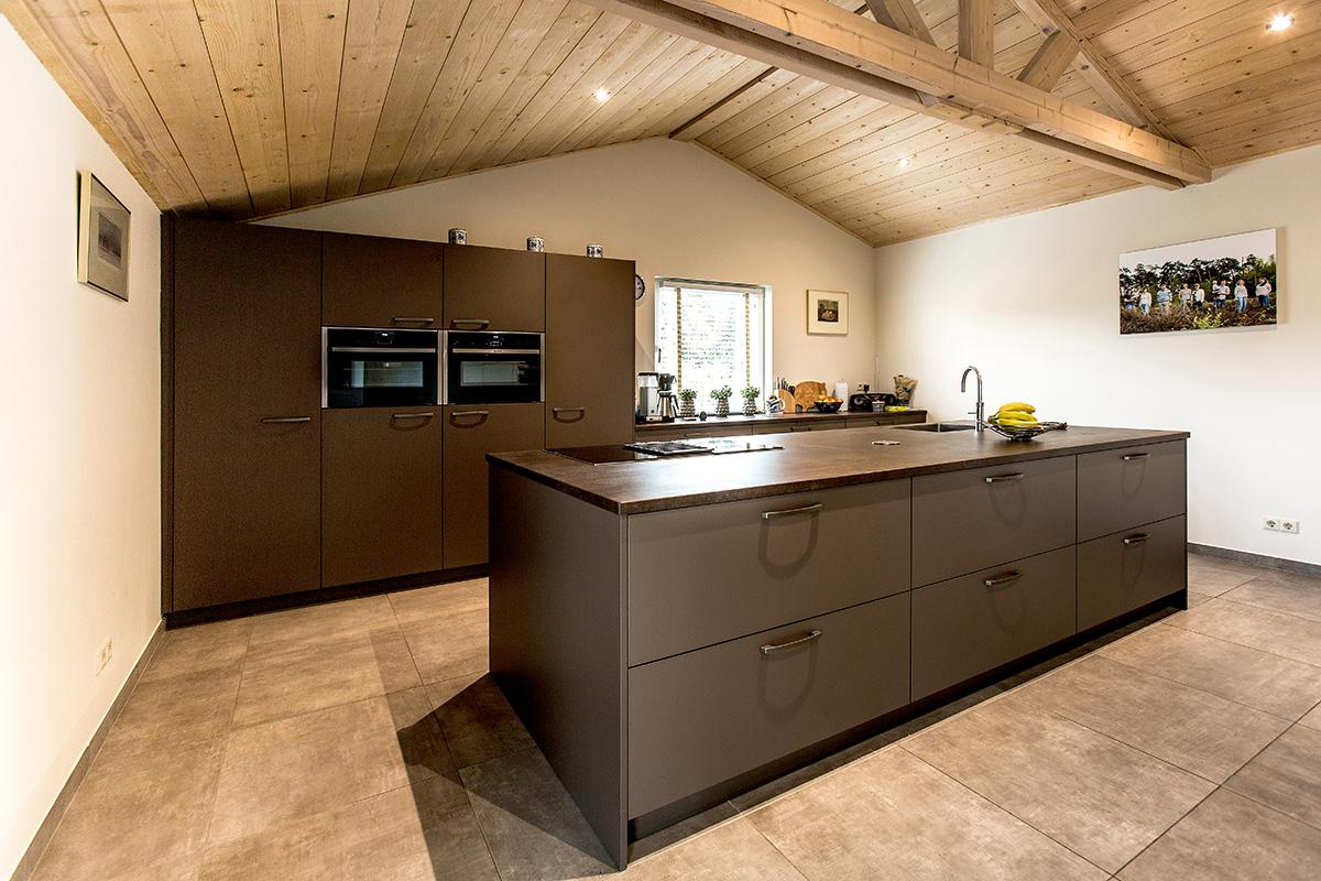Vernieuwbouw van bungalow
