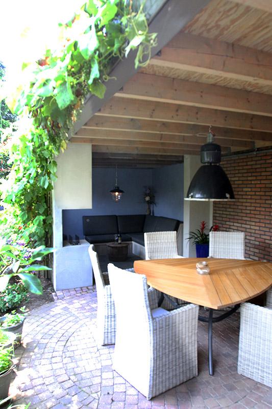 Renovatie veranda