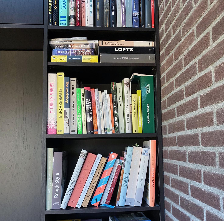 Inspirerende boeken lenen?