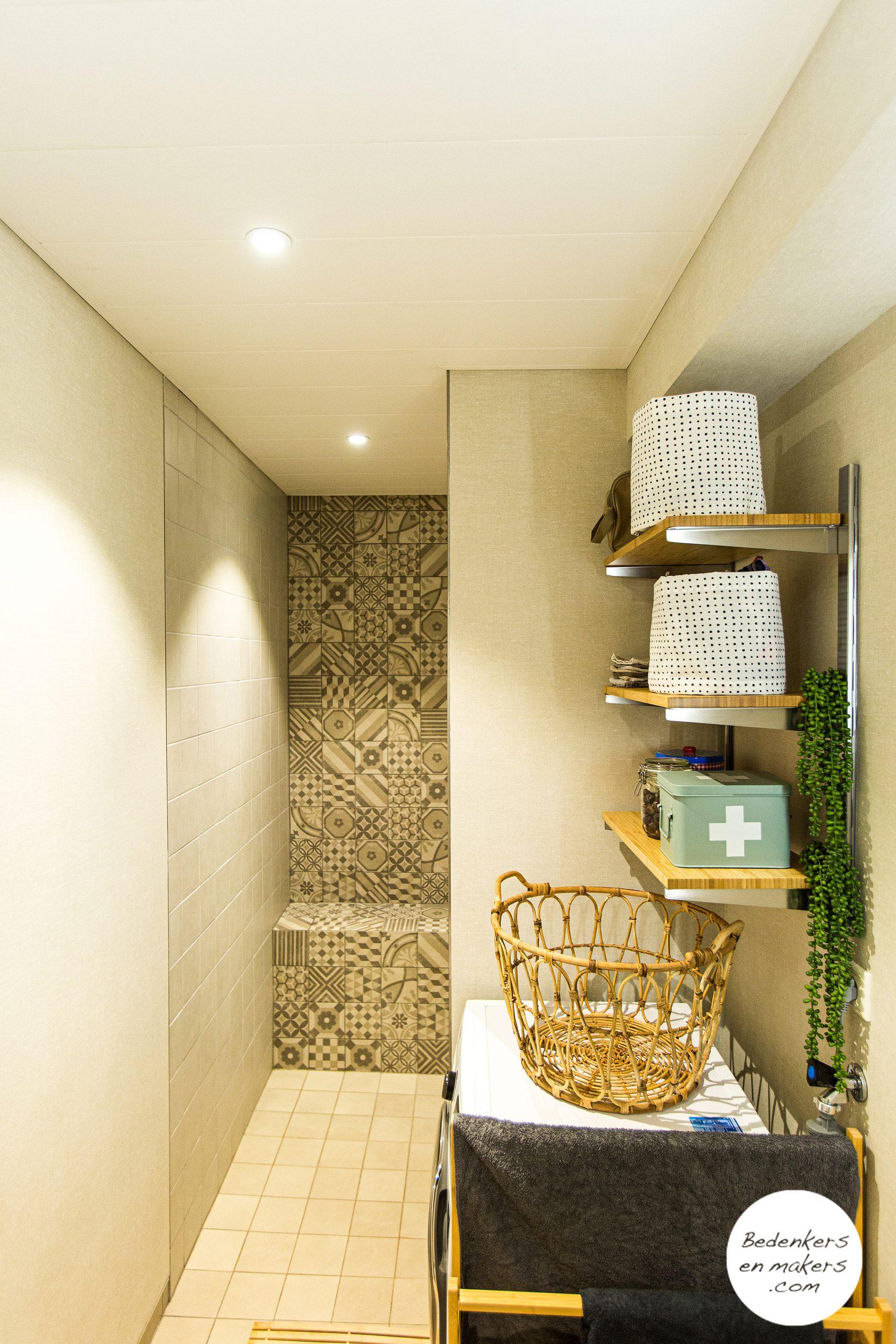 verbouwing badkamer en keuken appartement